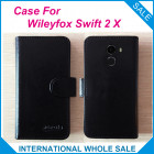 Чехол книжка клип-кейс для смартфона Wileyfox Swift 2 X